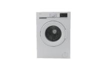sharp-es-gfb8143w3 Waschmaschine Frontansicht