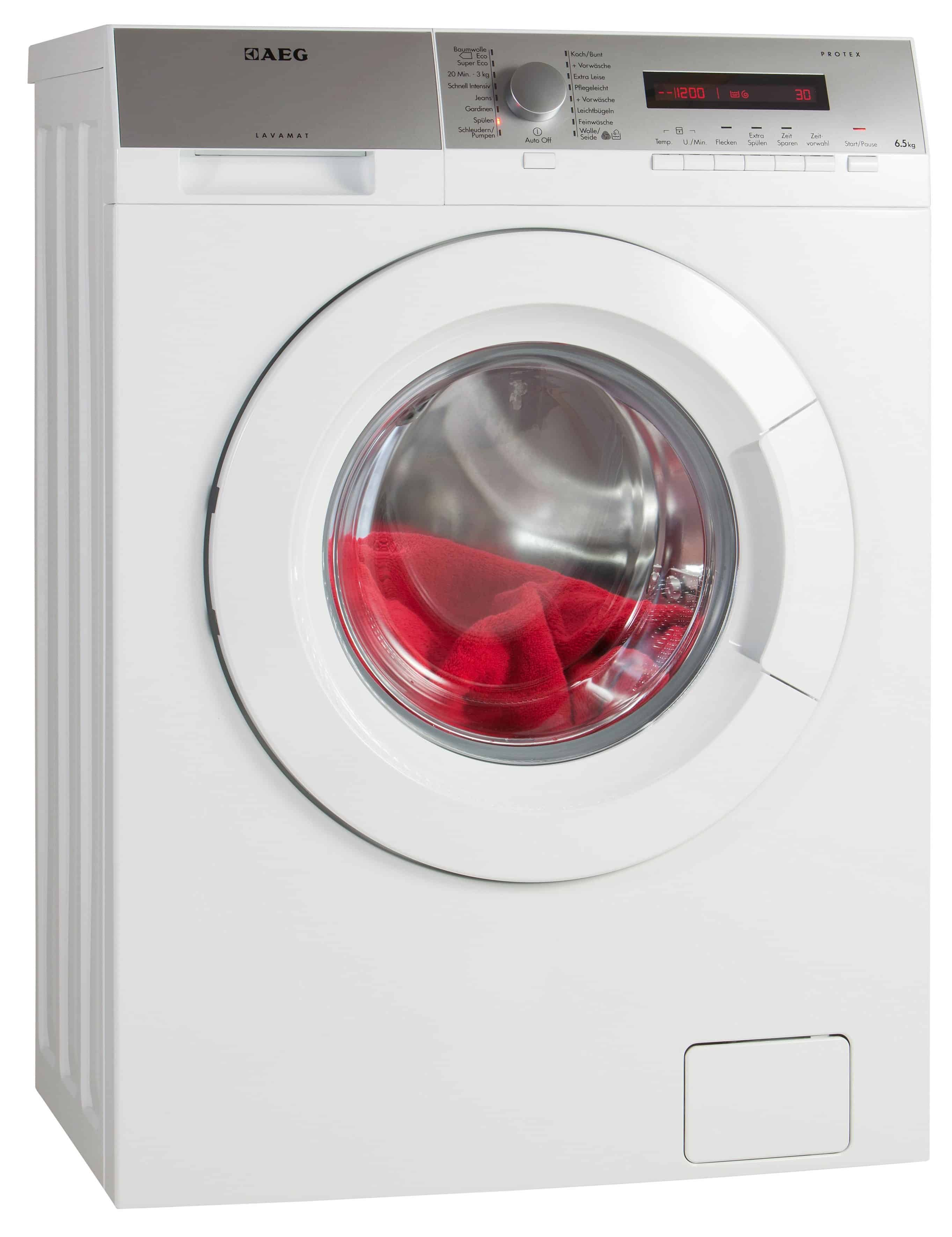 AEG L76275SL Waschmaschine im Test 07/2018