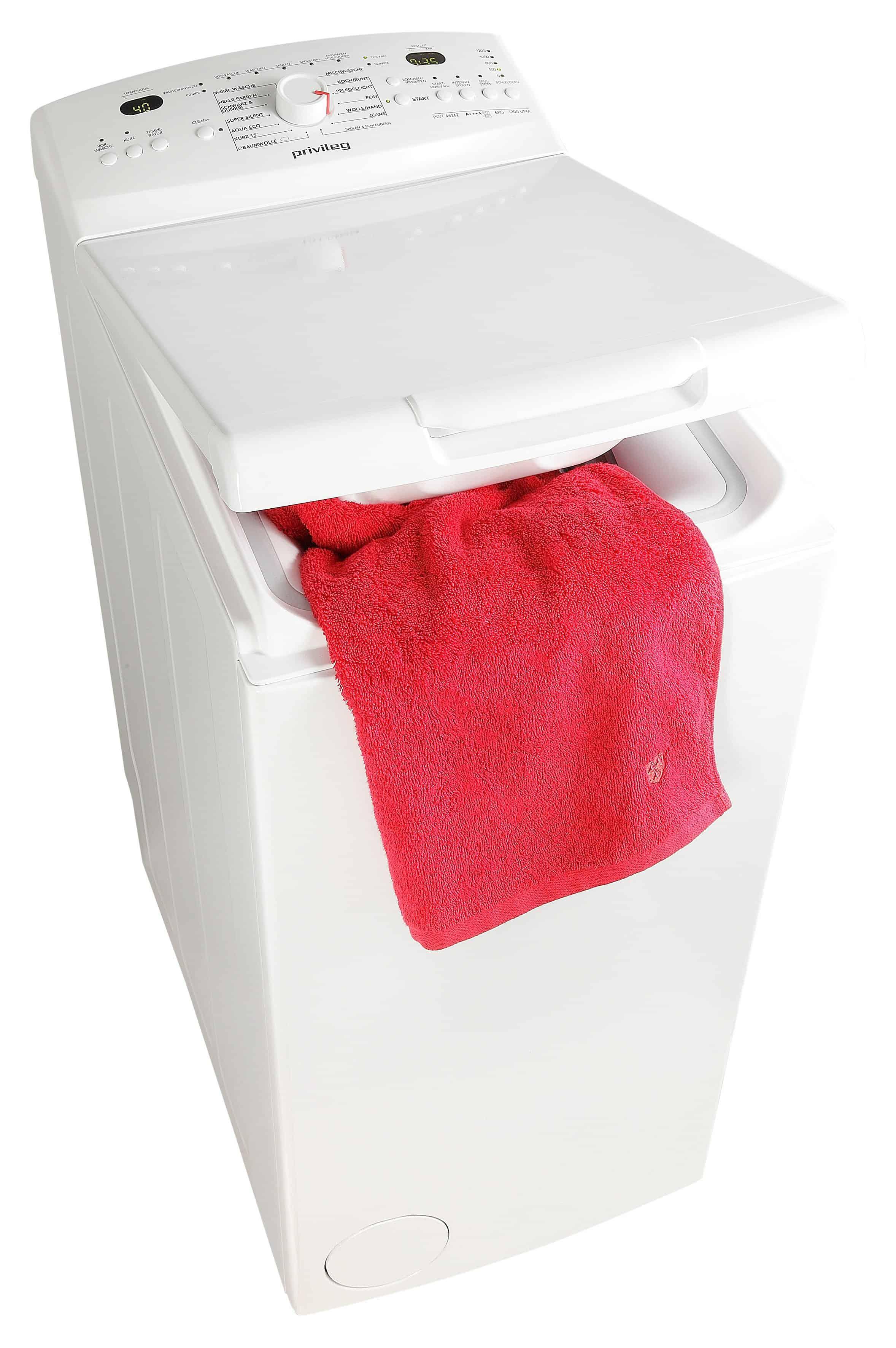 Privileg PWT 4626Z Waschmaschine Im Test 02 2019