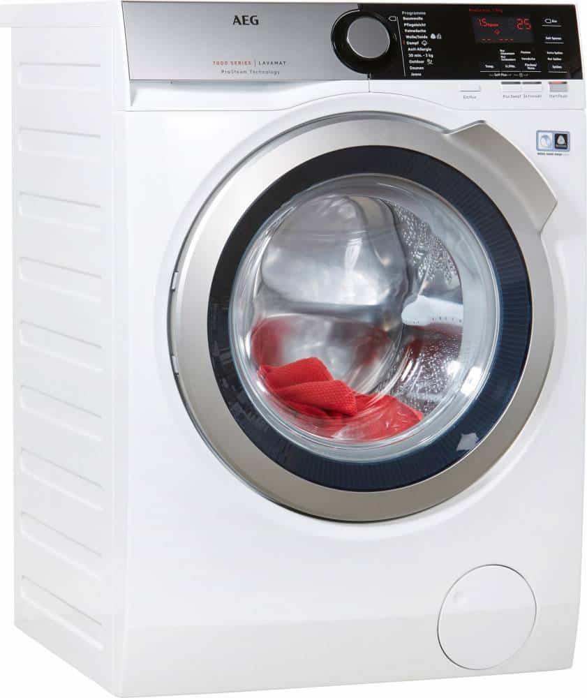 aeg l7fe76684 waschmaschine im test 2018. Black Bedroom Furniture Sets. Home Design Ideas