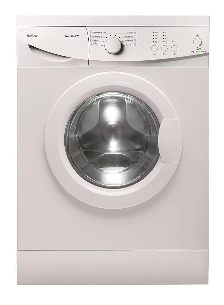 amica wa 14640 w waschmaschine im test 02 2019. Black Bedroom Furniture Sets. Home Design Ideas