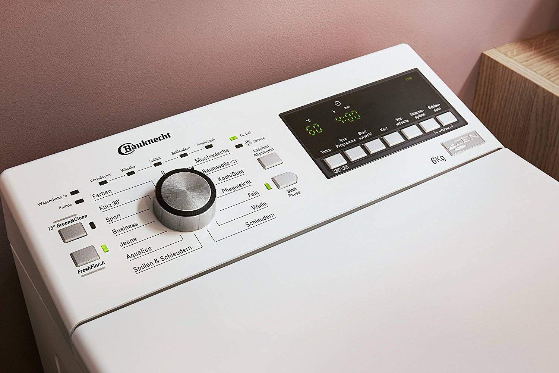 Bauknecht wat prime z waschmaschine im test