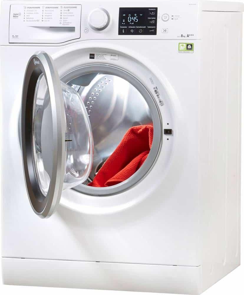 bauknecht wm sense 8g42ps waschmaschine im test 07 2018. Black Bedroom Furniture Sets. Home Design Ideas