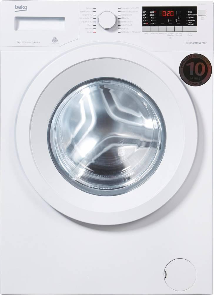 beko wmb 71643 ptn waschmaschine im test 07 2018. Black Bedroom Furniture Sets. Home Design Ideas