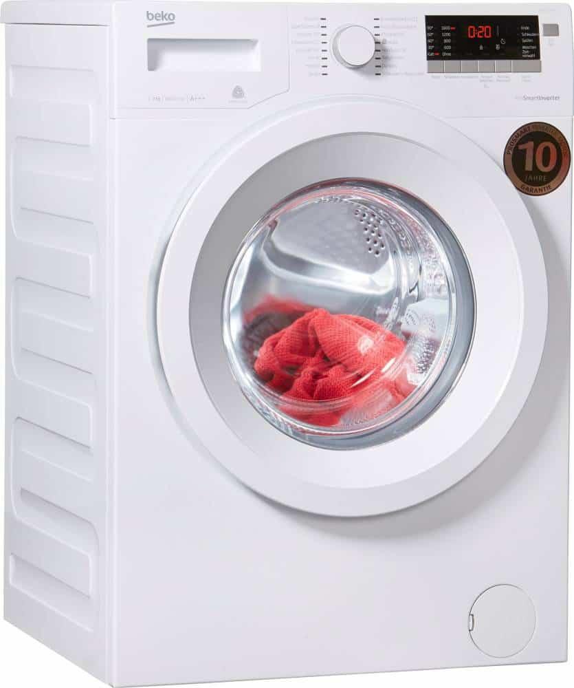 beko wmb 71643 pts waschmaschine im test 02 2019. Black Bedroom Furniture Sets. Home Design Ideas