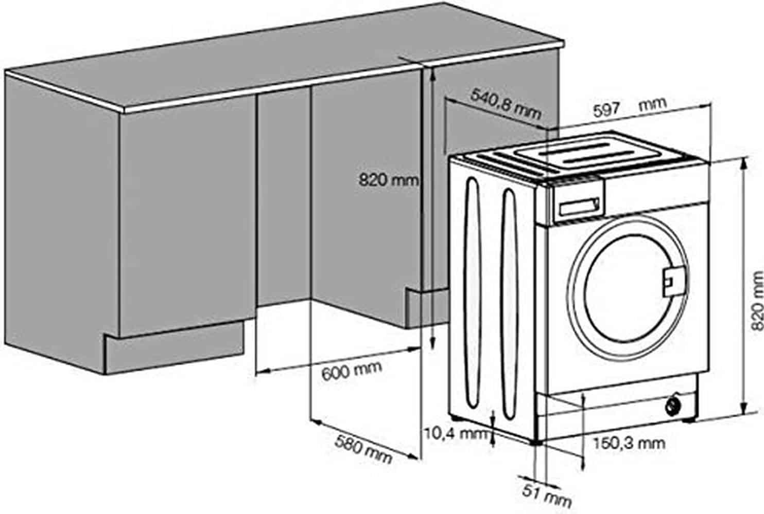 beko wmi 71443 pte waschmaschine im test 07 2018. Black Bedroom Furniture Sets. Home Design Ideas