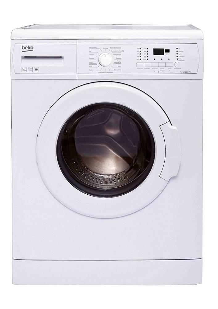 beko wml 51231 e waschmaschine im test 02 2019. Black Bedroom Furniture Sets. Home Design Ideas