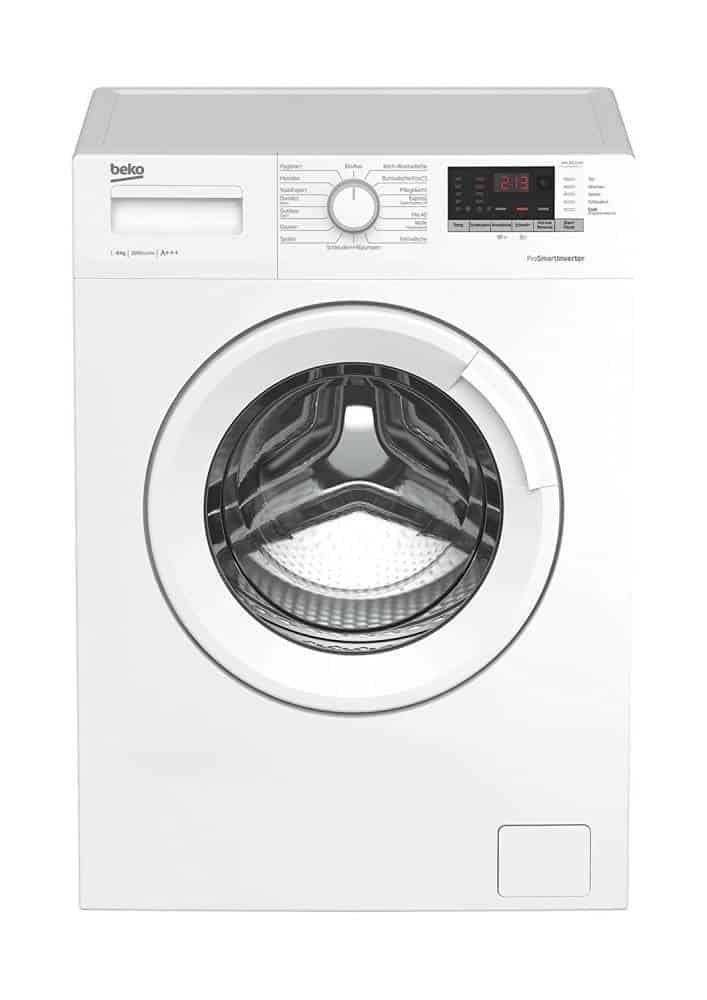 beko wml 81633 np waschmaschine im test 2018. Black Bedroom Furniture Sets. Home Design Ideas