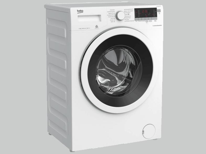 beko wmy 81683 ptle waschmaschine im test 02 2019. Black Bedroom Furniture Sets. Home Design Ideas