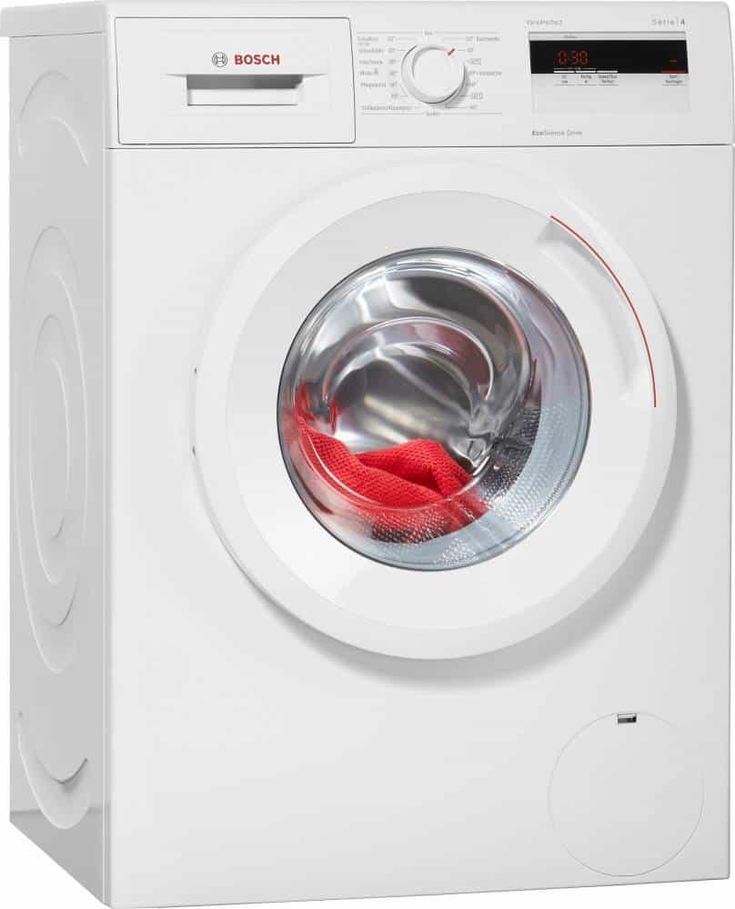 bosch wan28020 waschmaschine im test 02 2019. Black Bedroom Furniture Sets. Home Design Ideas