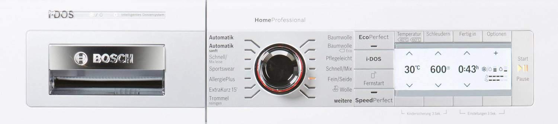 Bosch Wayh2841 Waschmaschine Im Test 02 2019