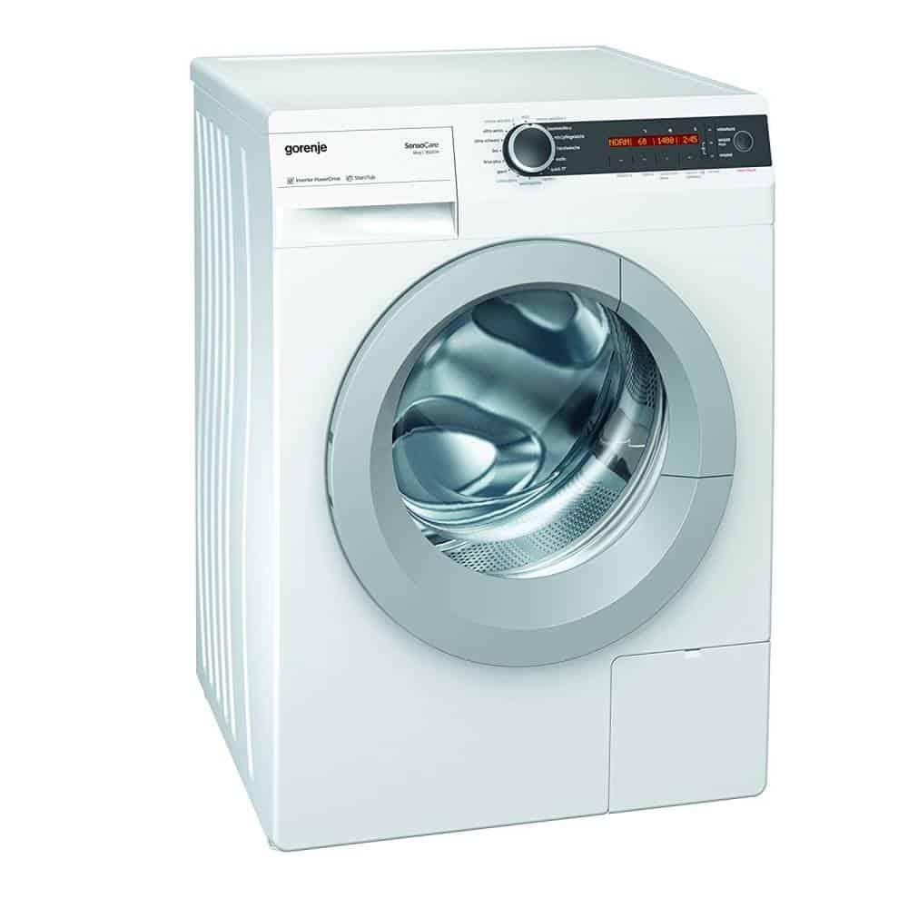 gorenje w8665i waschmaschine im test 07 2018. Black Bedroom Furniture Sets. Home Design Ideas