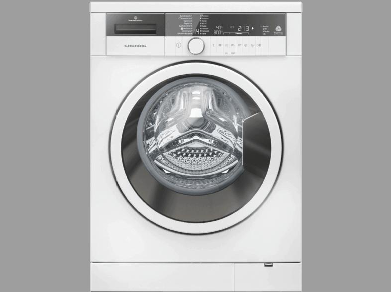 grundig gwn 48431 waschmaschine im test 07 2018. Black Bedroom Furniture Sets. Home Design Ideas