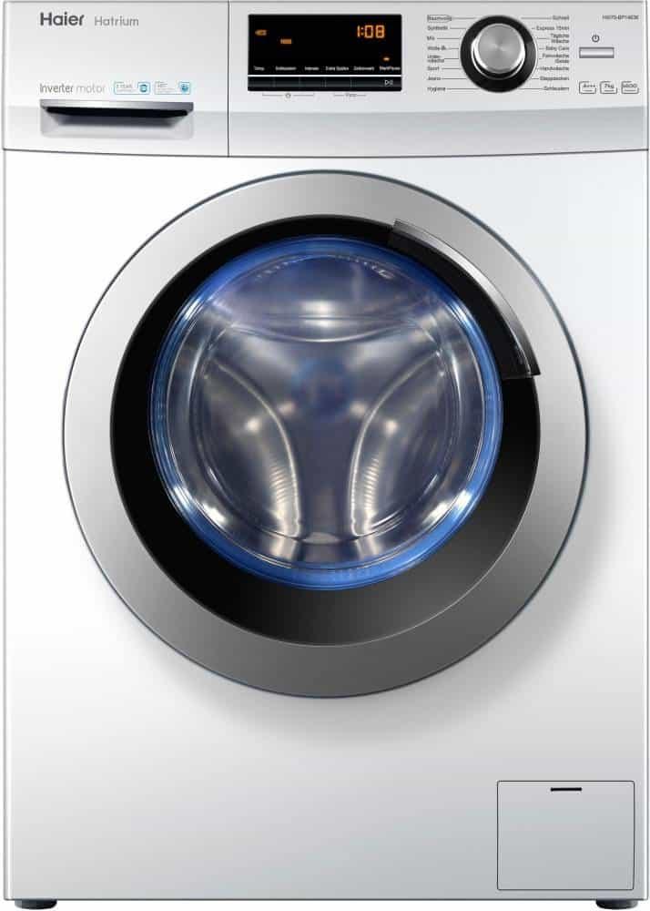 haier hw70 bp14636 waschmaschine im test 02 2019. Black Bedroom Furniture Sets. Home Design Ideas