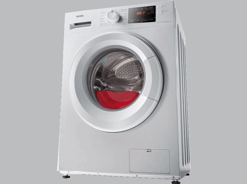 koenic kwm 81412 a3 waschmaschine im test 02 2019. Black Bedroom Furniture Sets. Home Design Ideas