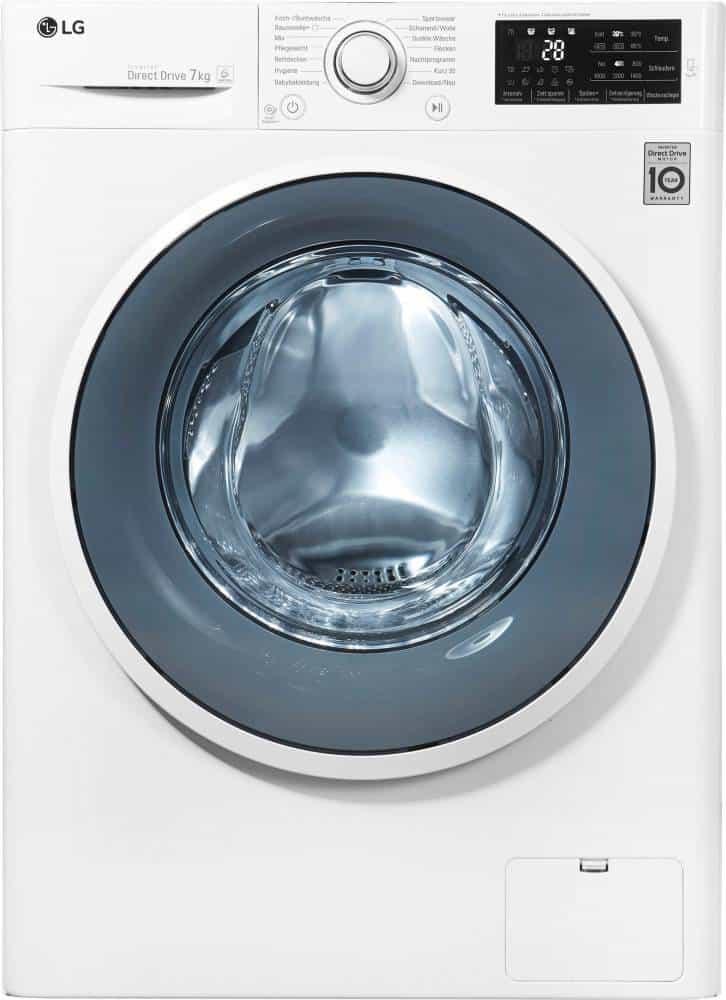 lg f 14wm 7en0 waschmaschine im test 07 2018. Black Bedroom Furniture Sets. Home Design Ideas