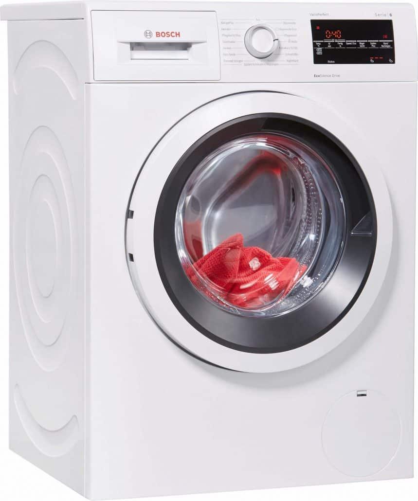 bosch wat28421 waschmaschine im test 02 2019. Black Bedroom Furniture Sets. Home Design Ideas