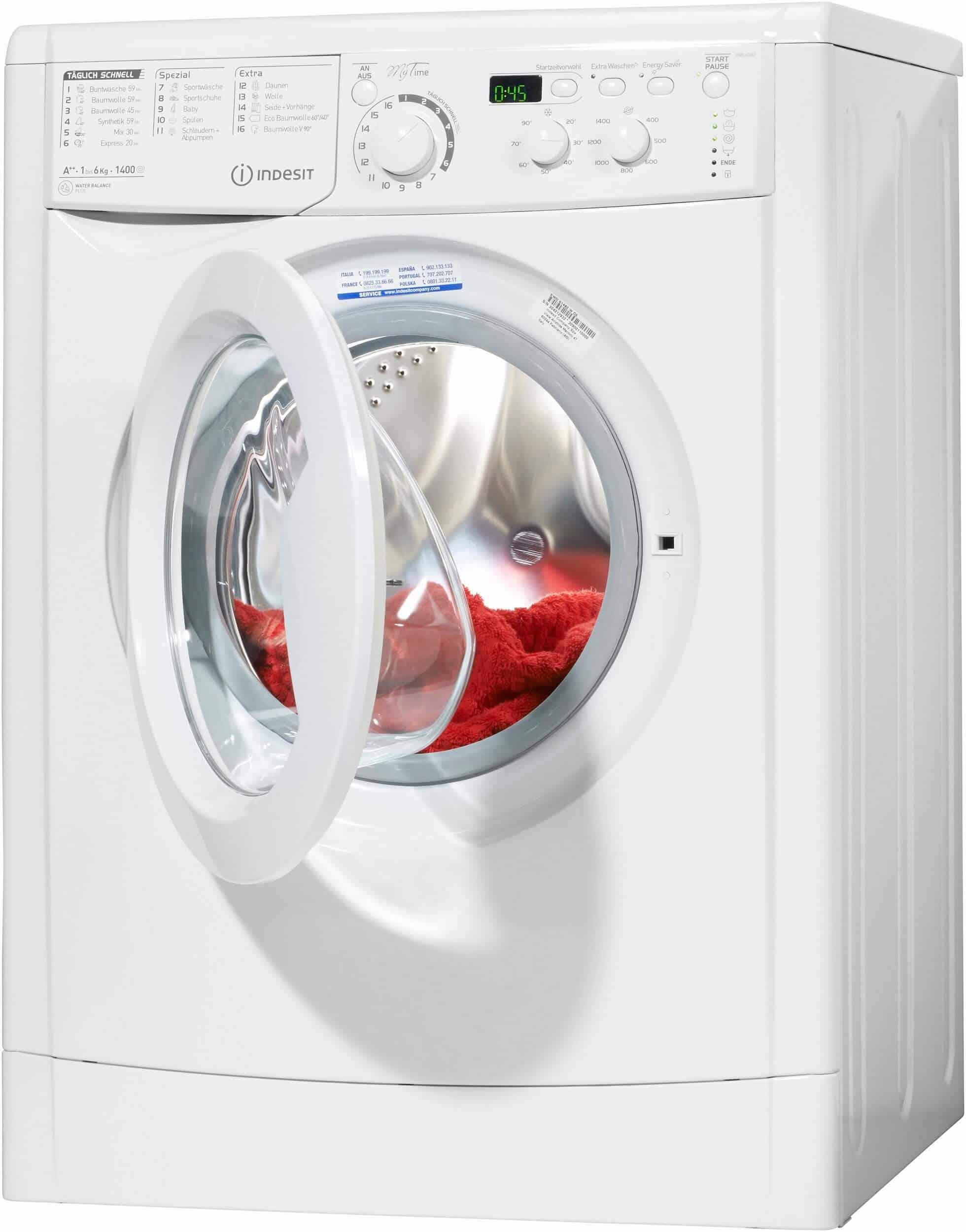 Indesit Ewd 71483 W De Waschmaschine Im Test 02 2019