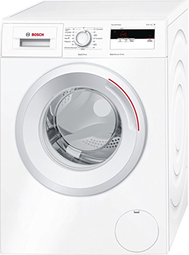 Bosch WAN280ECO Serie 4 Waschmaschine FL / A+++ / 137 kWh/Jahr / 1400 UpM / 6 kg / AquaStop-Schlauch / weiß