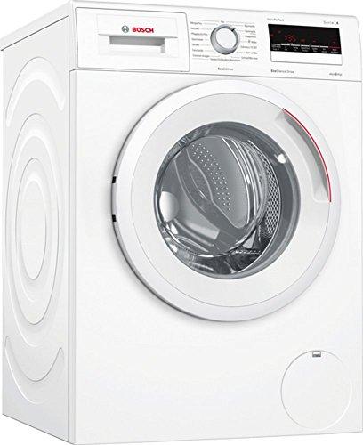 Bosch WAN282ECO2 Waschmaschine Frontlader / A+++ / 1400 UpM / Active Water / Anti-Vibration Design / weiß