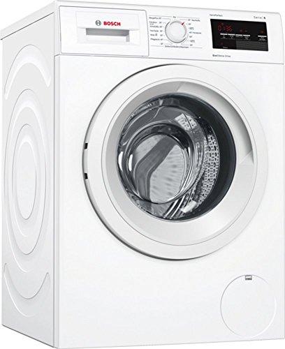Bosch WAT28321 Waschmaschine Frontlader / A+++ / 1400 UpM / Active Water / Anti-Vibration Design / weiß