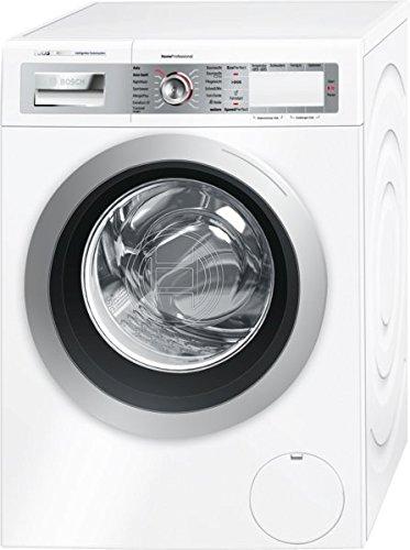 Bosch WAYH2841 Waschmaschine Frontlader / A+++ / 1600 UpM / Geräuschdämmung / Nachlegefunktion