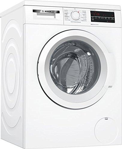 Bosch WUQ28420 Waschmaschine Frontlader / A+++ / 1400 UpM / Aqua Stop-Schlauch / Schaumerkennung