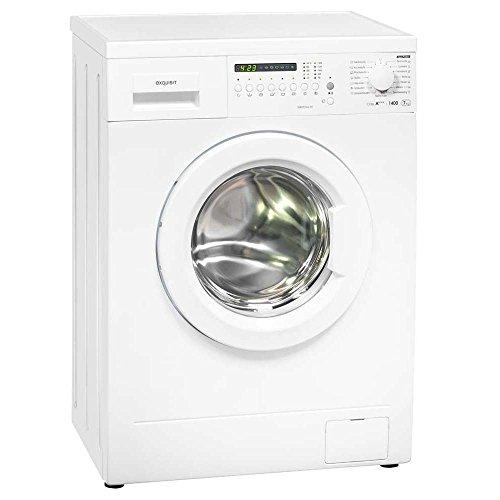 Exquisit WM 7314-10 Waschmaschine Frontlader / 1400 rpm / 7 kilograms