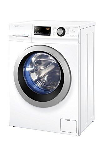 Haier HW70-BP14636 Waschmaschine Frontlader / A+++ / 99 kWh/Jahr / 1400 UpM / 7 kg / Vollwasserschutz / ABT / weiß
