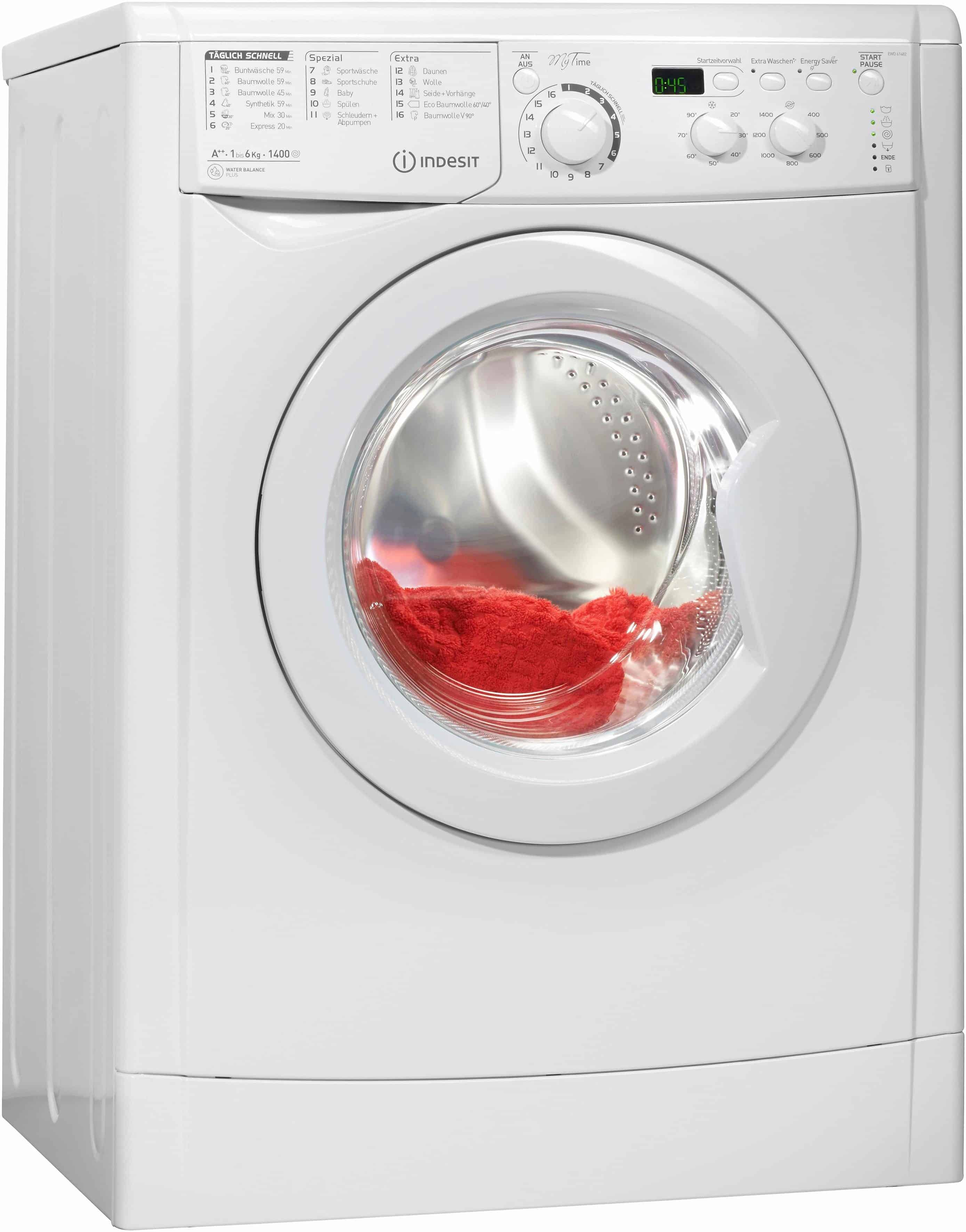 Indesit Ewe 71682 W De Waschmaschine Im Test 02 2019