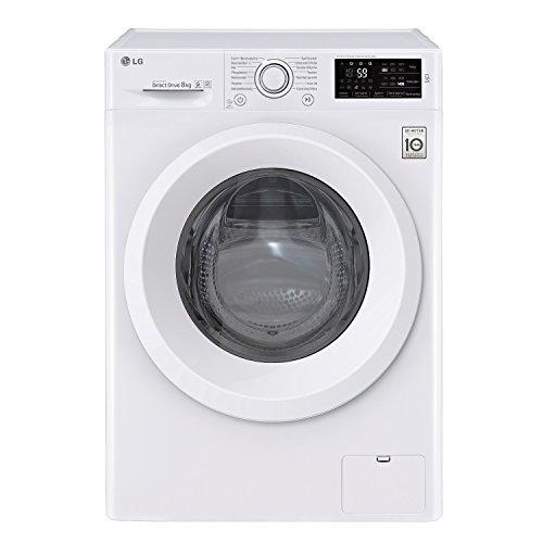 LG Electronics F 14WM 8LN0 Waschmaschine Frontlader / A+++r / 1400 UpM / Inverter Direct Drive