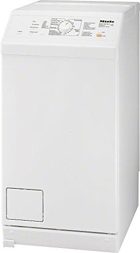 Miele W668F WPM D LW Waschmaschine TL / A+++ / 150 kWh / Jahr / 8800 Liter / Jahr / 6 kg / 1200 UpM / Einzigartig: Patentierte Schontrommel / Mengenautomatik / lotosweiß
