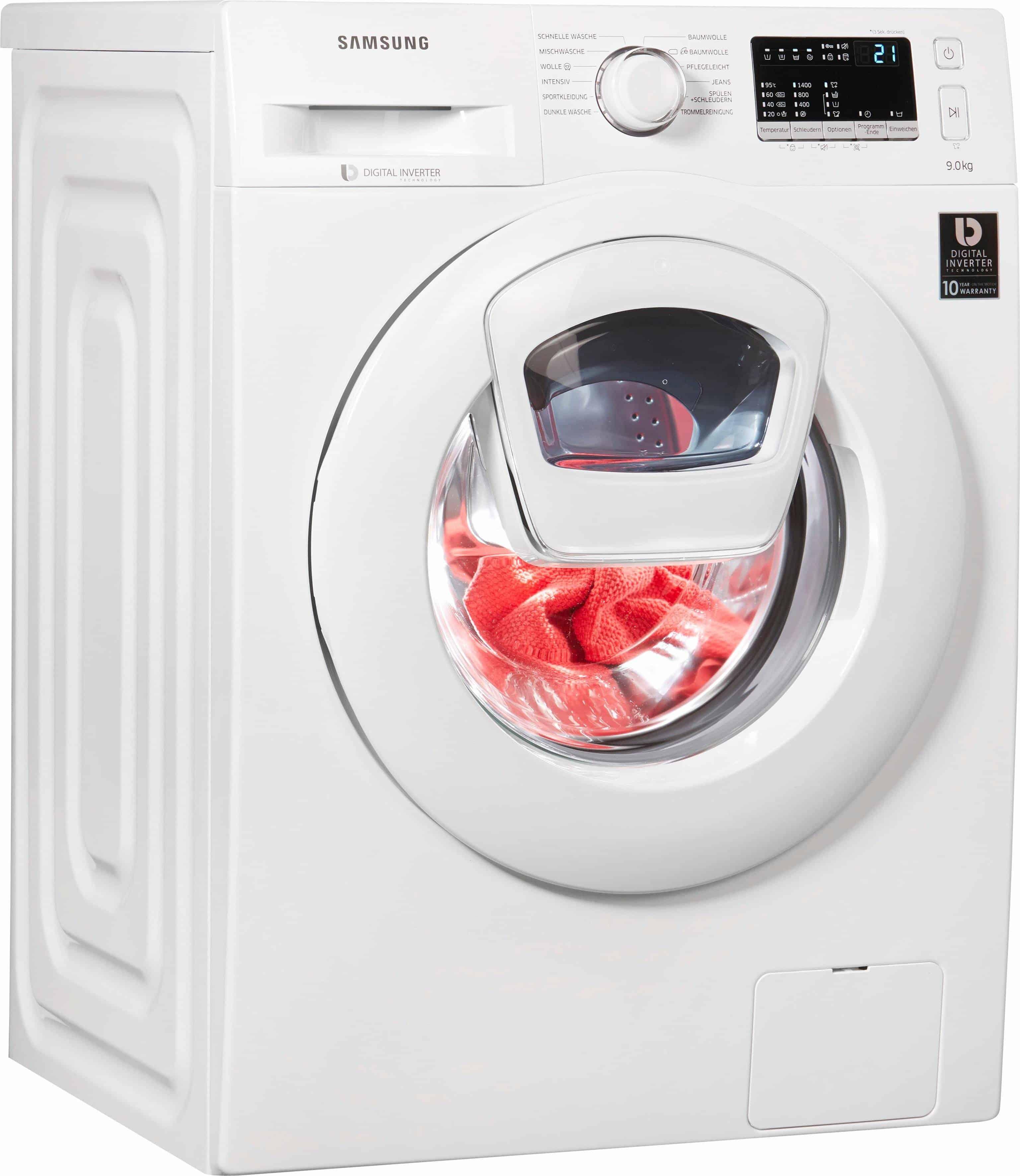 Samsung ww90k4420yw eg Waschmaschine
