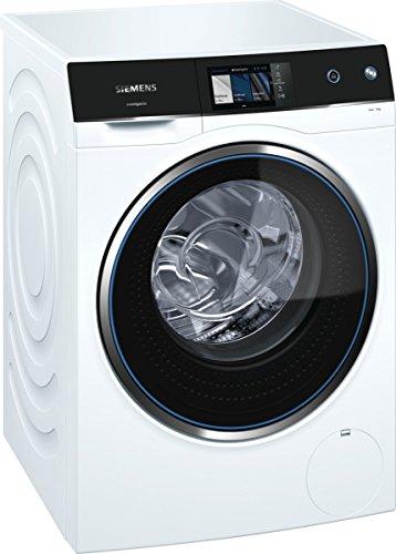 Siemens WM14U840EU Avantgarde Waschmaschine / A+++ / 1400 UpM / 10 kg / i-Dos Dosierautomatik / iQDrive Motor / 5 Jahre Herstellergarantie / Antiflecken-System / varioSpeed / Home Connect