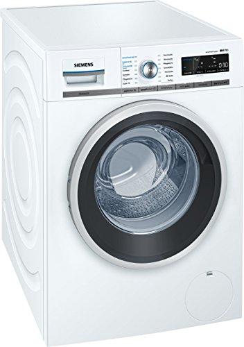 Siemens WM14W740 iQ700 sensoFresh Waschmaschine / A+++ / 137 kWh / Jahr / max. 1400 UpM / 8 kg / Outdoor / varioPerfect / iQDrive Motor