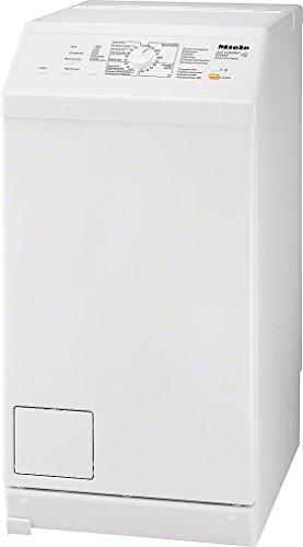 Miele W668F WCS D LW Waschmaschine TL / A+++ / 150 kWh / Jahr / 8800 Liter / Jahr / 6 kg / 1200 UpM / Einzigartig: Patentierte Schontrommel / Mengenautomatik / lotosweiß