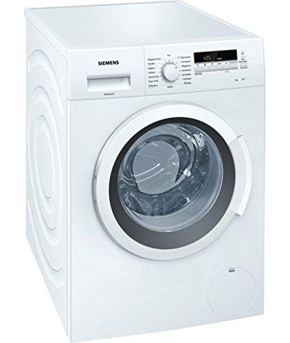 Siemens iQ300 WM14K2ECO Waschmaschine / 8,00 kg / A+++ / 196 kWh / 1.400 U/min / Schnellwaschprogramm / Nachlegefunktion / Hygiene Programm /