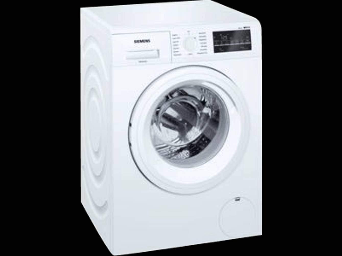 Waschmaschinenschrank Für 2 Maschinen : Siemens wm14t4b2 waschmaschine im test 07 2018