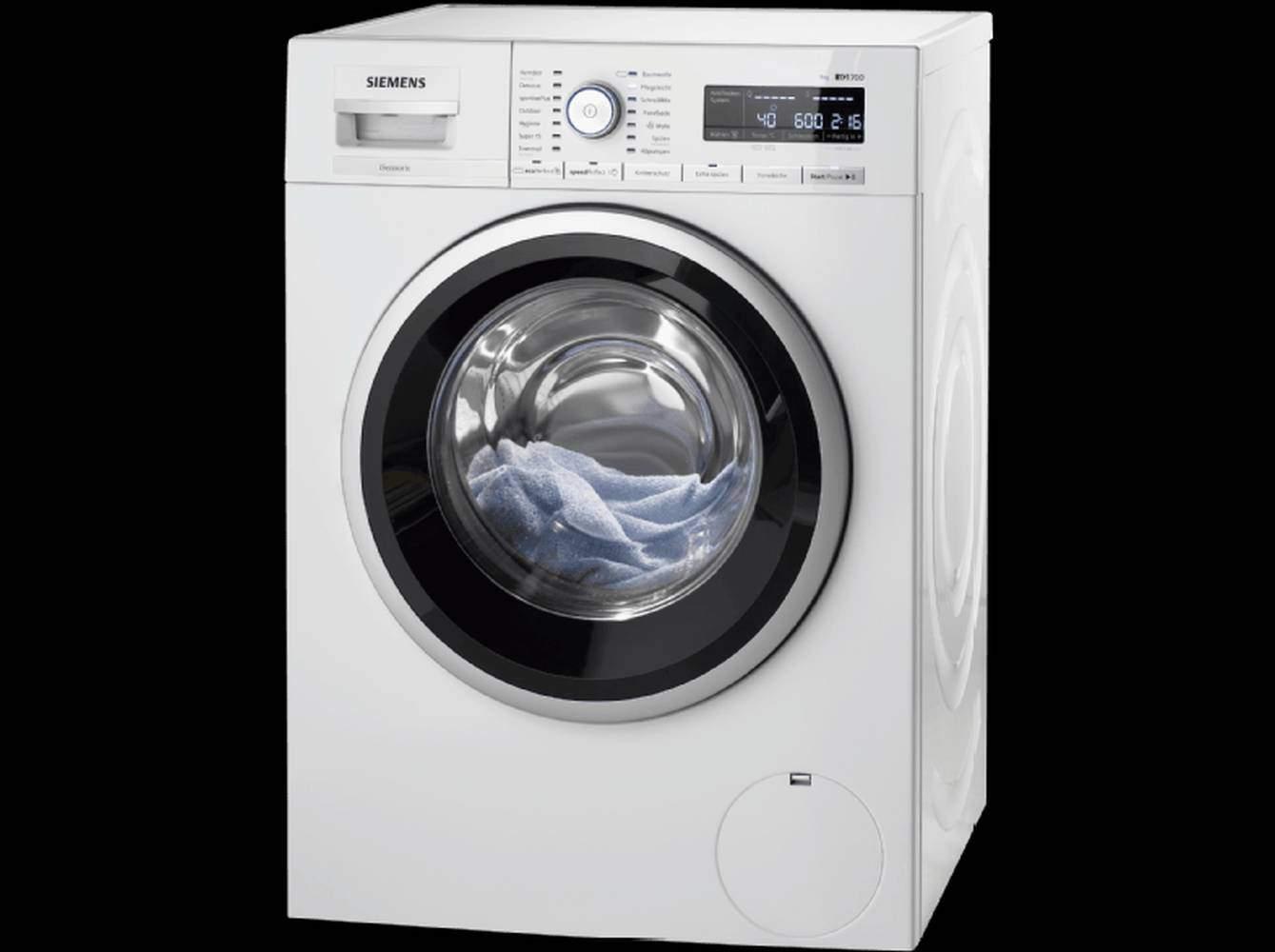 Siemens wm14w5b1 waschmaschine im test 07 2018