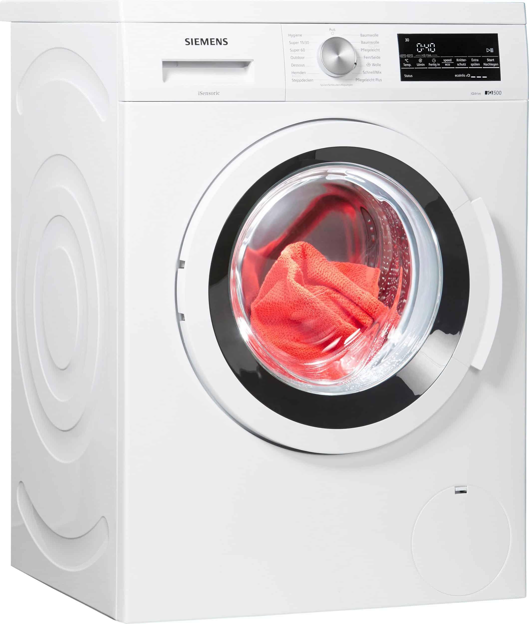 Kostenlose Waschmaschine