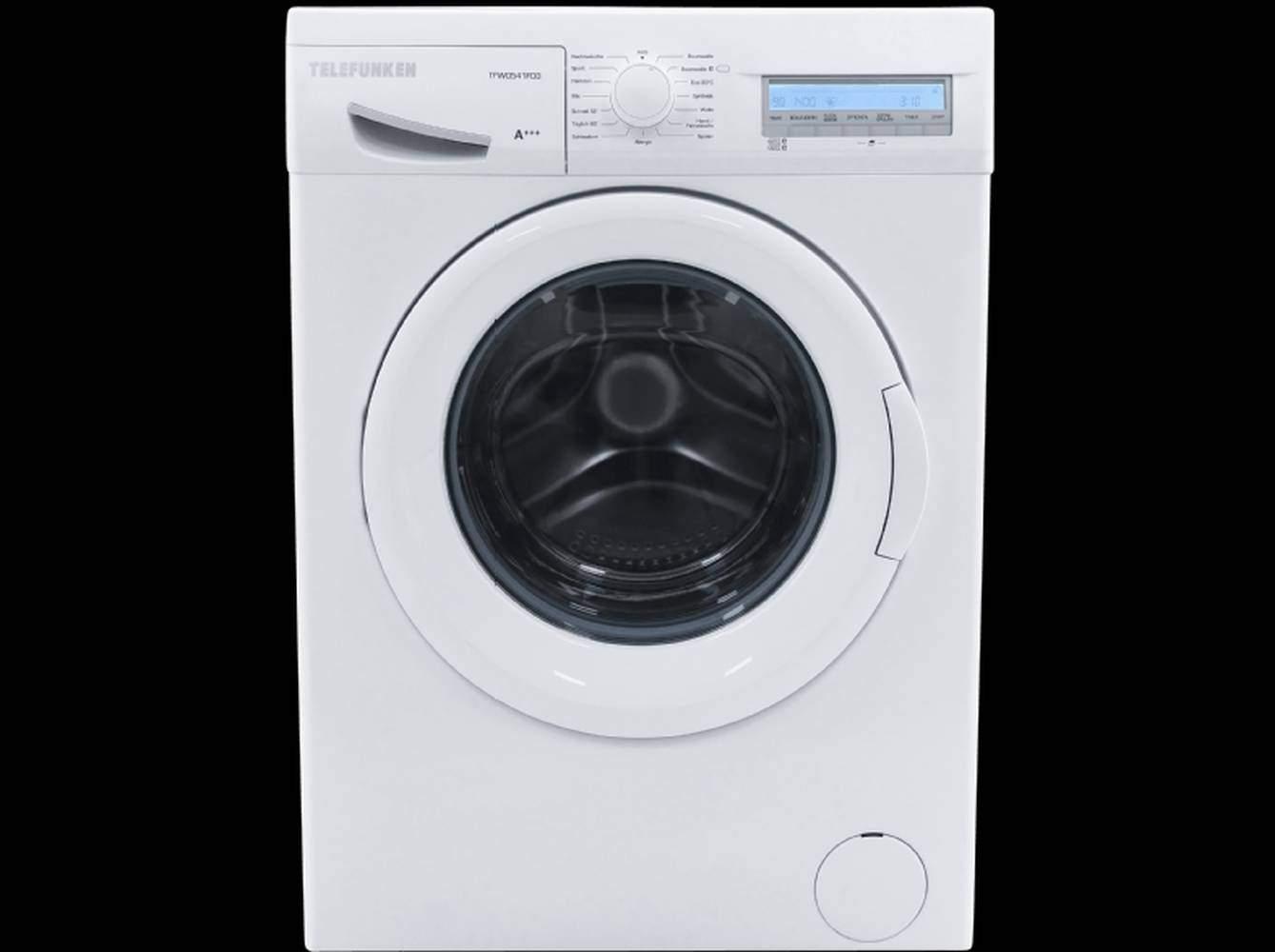 Telefunken tfw0541fd3 waschmaschine im test 07 2018