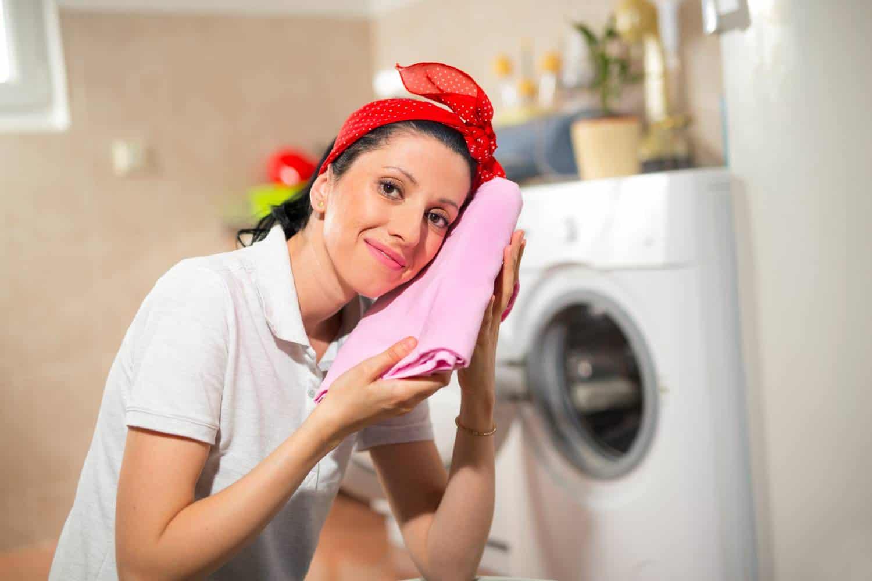 Weichspülerfach wasser miele waschmaschine im Wasser im