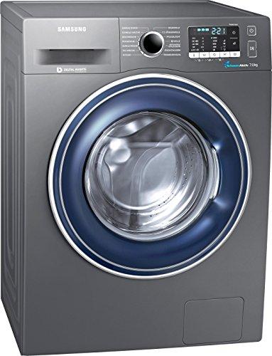Samsung WW70J5435FX/EG Waschmaschine Frontlader/85 cm Höhe/Digital Inverter Motor
