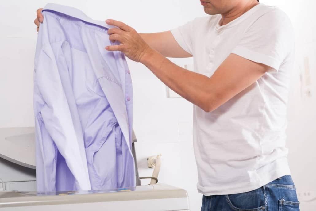 Tipps zum Hemdenwaschen