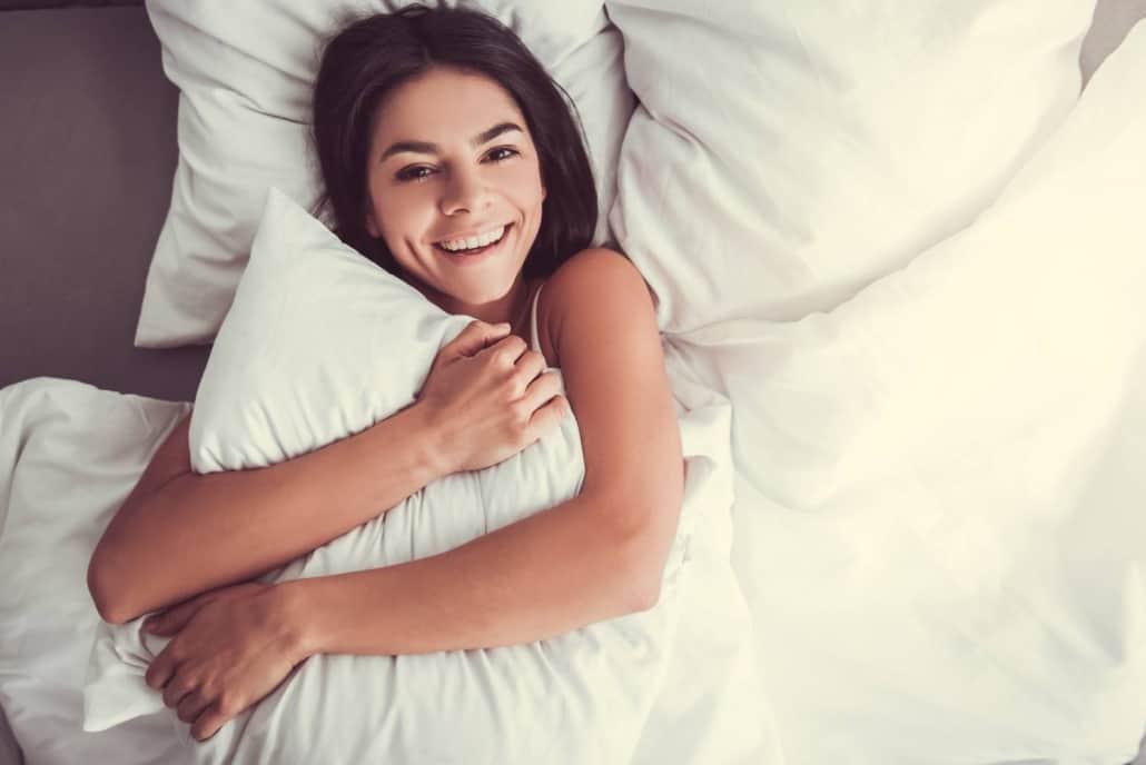 Ein sauberes Kissen dient nicht nur der Gesundheit