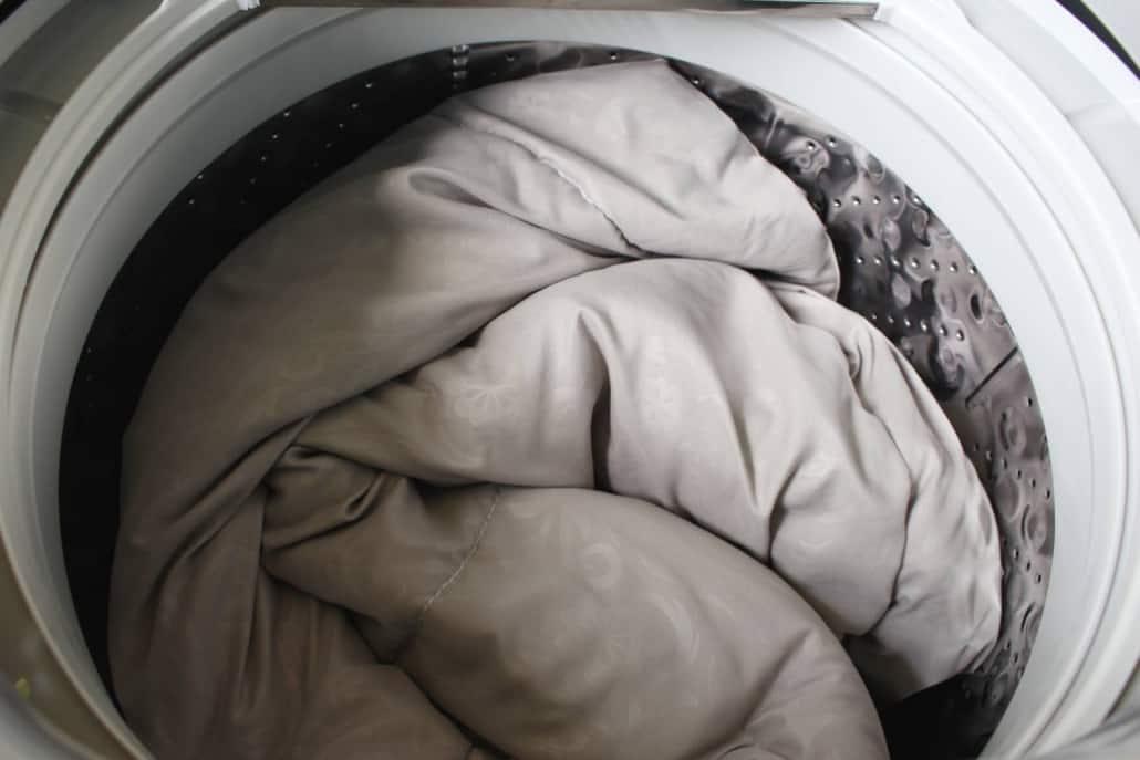 Tipps zum Bettdeckewaschen