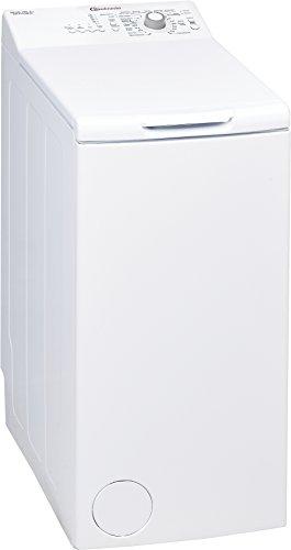 Bauknecht WAT Prime 550 SD Waschmaschine TL/A++ / 160 kWh/Jahr / 1000 UpM / 5,5 kg/Kurz 15 schnelle Wäsche in 15 min/Mengenautomatik / weiß