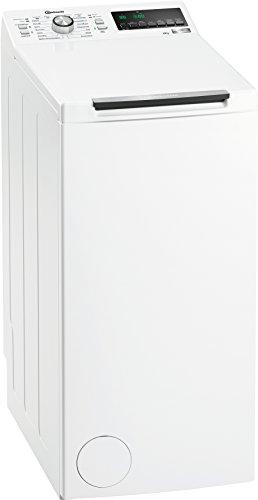 Bauknecht WAT Prime 652 Z Waschmaschine TL / A+++ / 122 kWh/Jahr / 1200 UpM / 6 kg / Extrem leise mit 48 db /ZEN Direktantrieb / weiß