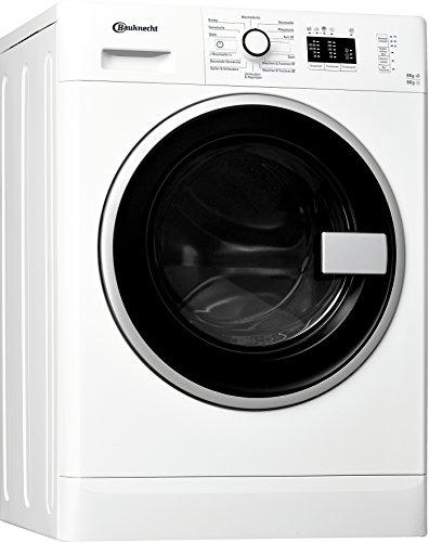 Bauknecht WATK Prime 8612 Waschtrockner/Energieeffizienzklasse A/Sport Programm/Mischwäsche und Wolle Programm / 1088 kWh/Jahr / weiß