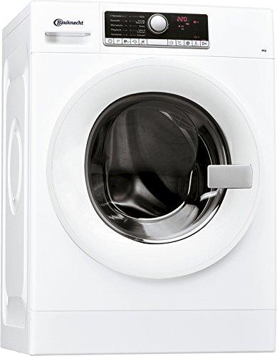Bauknecht WM Move 814 ZEN Waschmaschine Frontlader/A+++ / 118 kWh/Jahr / 8 L/Technology / Dosieranzeige/weiß